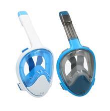 Maski snorkkelilla L-XL