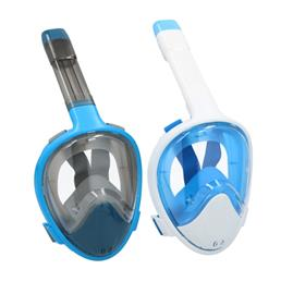Maski snorkkelilla S-M