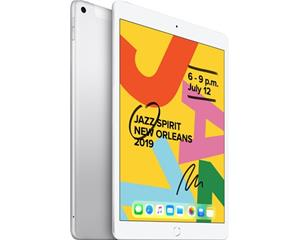 "Apple iPad 2019 10.2"" WiFi + 4G 128 GB, tabletti"