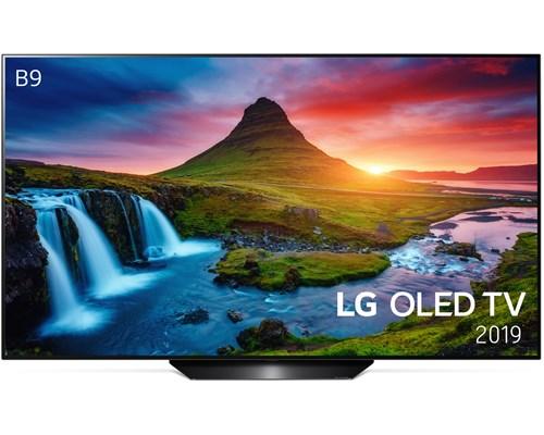 "LG OLED55B9 (55""), OLED-televisio"