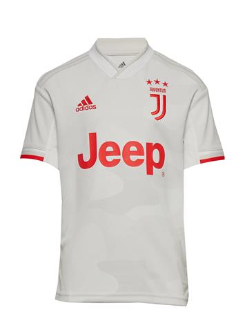 ADIDAS Juve A Jsy Y T-shirts Football Shirts Valkoinen ADIDAS CWHITE/RAWWHT