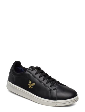 LYLE & SCOTT Cormack Matalavartiset Sneakerit Tennarit Musta LYLE & SCOTT TRUE BLACK