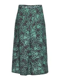 RESIDUS Nisha Skirt Polvipituinen Hame Vihreä RESIDUS ANTIQUE GREEN