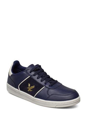 LYLE & SCOTT Mcavennie Ii Matalavartiset Sneakerit Tennarit Sininen LYLE & SCOTT DARK NAVY