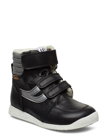 ARAUTO RAP Hand Made Sport Boot Bootsit Nauhalliset Saapikkaat Musta ARAUTO RAP C1-BLACK LEATHER