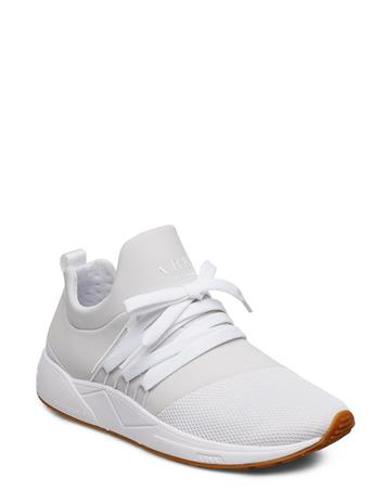 ARKK COPENHAGEN Raven Mesh S-E15 White Gum - Women Matalavartiset Sneakerit Tennarit Valkoinen ARKK COPENHAGEN WHITE GUM