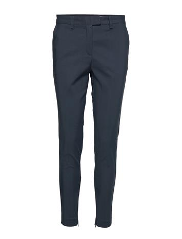FREE/QUENT Isabella-Ankle-Pa Slimfit Housut Pillihousut Musta FREE/QUENT SALUTE 19-4011
