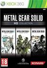 Metal Gear Solid HD Collection, Xbox 360 -peli