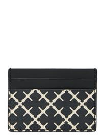 BY MALENE BIRGER Elia Card Bags Card Holders & Wallets Card Holder Musta BY MALENE BIRGER BLACK