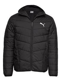 PUMA Warmcell Padded Jacket Vuorillinen Takki Topattu Takki Musta PUMA PUMA BLACK