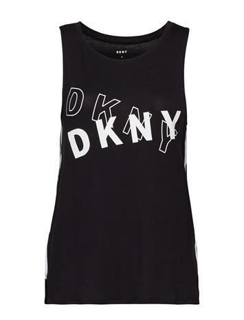 DKNY Homewear Dkny Only In Dkny Tank Top BLACK LOGO