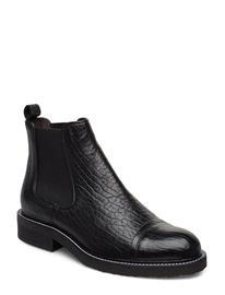 BILLI BI Boots 3519 Chelsea-saappaat Bootsit Musta BILLI BI BLACK ELEPHANT 400