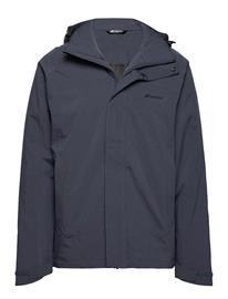 SKOGSTAD Randers 2-Layer Techincal Jacket Ohut Takki Sininen SKOGSTAD ANTRACITT
