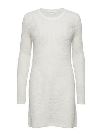 FILIPPA K Knitted Dress Neulemekko Valkoinen FILIPPA K OFF WHITE