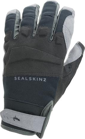 Sealskinz Waterproof All Weather MTB-hanskat, black/grey