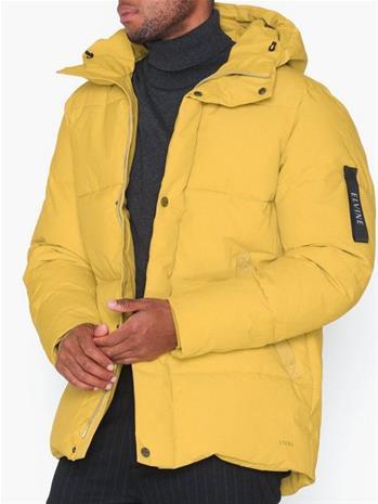 Elvine Bror Jacket Takit Yellow