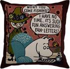 Moomin Moomin Fan Letters Cushion