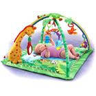 Fisher-Price Rainforest Melodies & Lights Deluxe Gym, puuhamatto