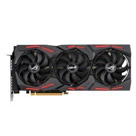 Asus Radeon RX 5700 XT Gaming OC 8 GB, PCI-E, näytönohjain
