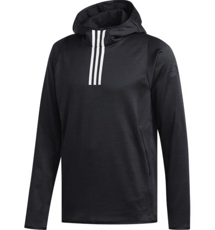 Adidas M WARM 3S HOODIE BLACK