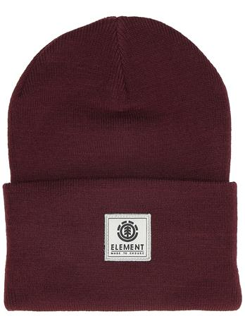 Element Dusk II A Beanie napa red Naiset