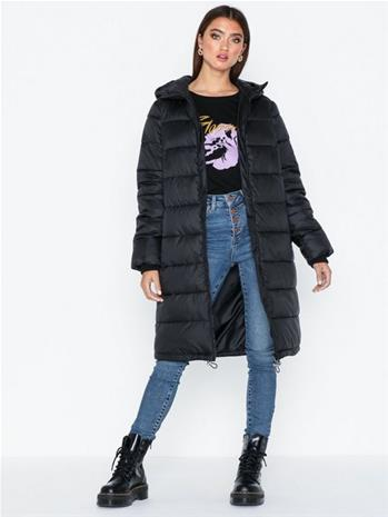 Pieces Pceve Long Padded Jacket Bf