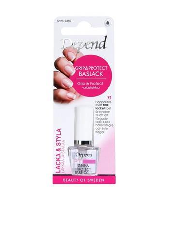 Depend Grip & Protect Baslack