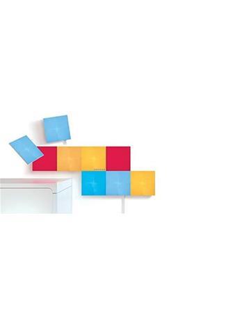 Nanoleaf Canvas Smarter Kit, kosketusohjattavat valopaneelit 9 kpl