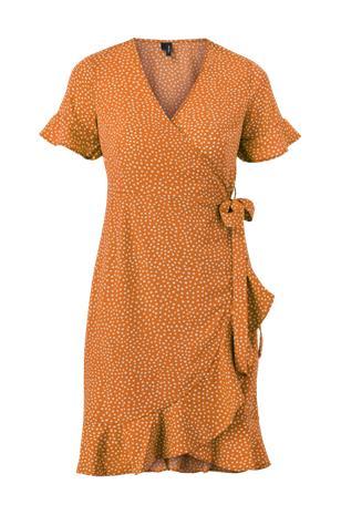 """Vero Moda"""" """"Kietaisumekko vmHenna 2/4 Wrap Frill Dress"""