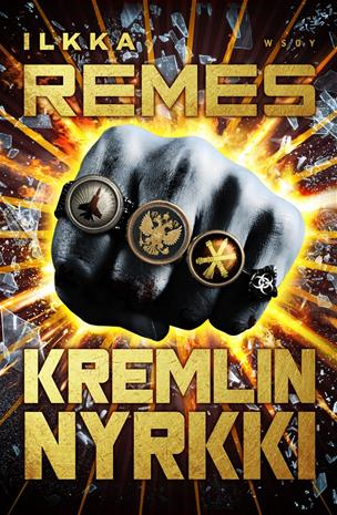 Kremlin nyrkki (Ilkka, kirja