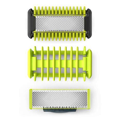 Philips OneBlade QP620/50 Face+Body, elektronisen partahöylän vaihtoterät 2 kpl