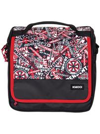Independent X Igloo Commuter Cooler black / red