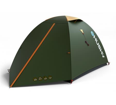 Husky Bizam 2 Classic, teltta