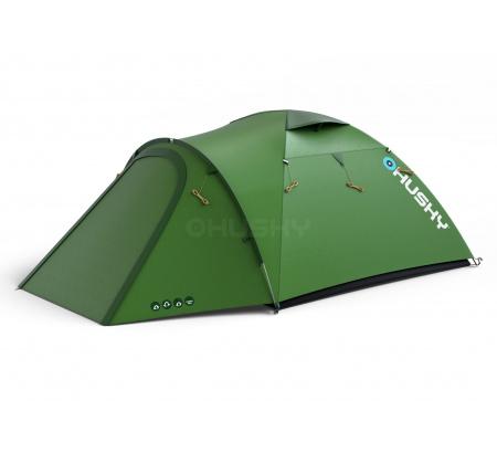 Husky Baron 3, teltta