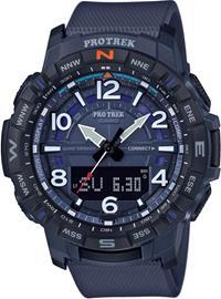 Casio Pro Trek PRT-B50-2ER Wristwatch Men, blue