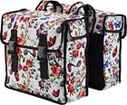 Basil Mara XL Luggage Carrier Double Bag L, meadow