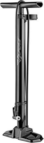 Red Cycling Products FAT/MTB/ROAD Jalkapumppu, black