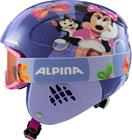 Alpina Carat Set Disney Kypärä Lapset, Minnie Mouse