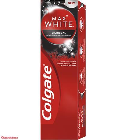 Colgate Max White Charcoal 75 ml hammastahna