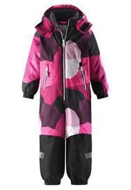 Reimatec Kiddo Snowy talvihaalari Raspberry Pink