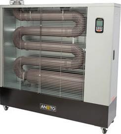 Infrapunalämmitin Aneto WAN-250 diesel Säteilylämmittimellä miellyttävää lämpöä
