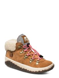 Sorel Youth Out´N About Conquest Tennarit Sneakerit Kengät Ruskea Sorel CAMEL BROWN, QUARRY