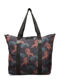 DAY et Day Gweneth P Cheetah Bag Bags Shoppers Casual Shoppers DAY Et MULTI COLOUR