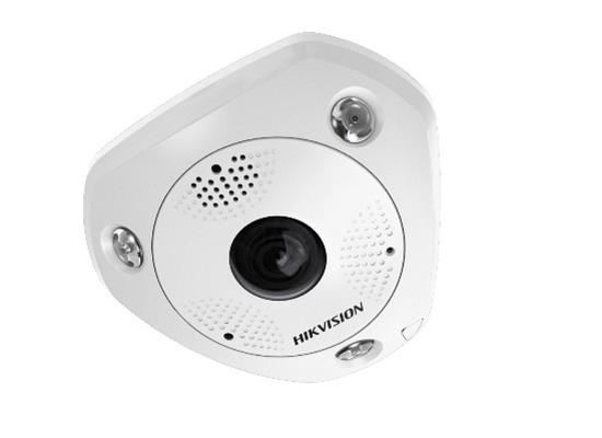 Hikvision Outdoor Fisheye, 12MP
