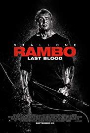 Rambo: Last Blood, elokuva