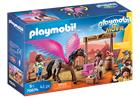 Playmobil The Movie 70074, Marla and Del with Flying Horse