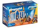Playmobil The Movie 70076, Emperor Maximus in the Colosseum