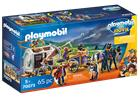 Playmobil The Movie 70073, Charlie with Prison Wagon
