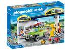 Playmobil City Life 70201, Gas Station
