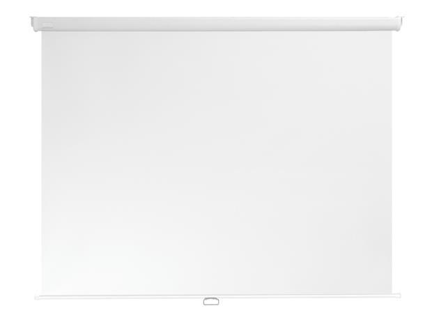 Multibrackets Manual Projection Screen 240x240 White, valkokangas